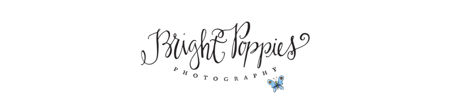 Bright Poppies Photography logo